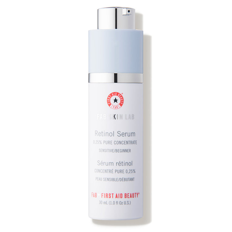 FIRST AID BEAUTYFAB Skin Lab Retinol Serum 0.25% Pure Concentrate