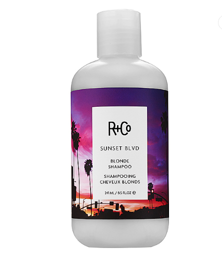 R&CO SUNSET BLVD BLONDE SHAMPOO