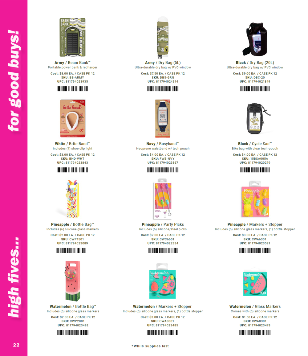 2019 discontinued catalog  download