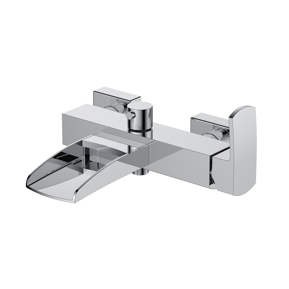 735-102: Wall mounted bath shower faucet