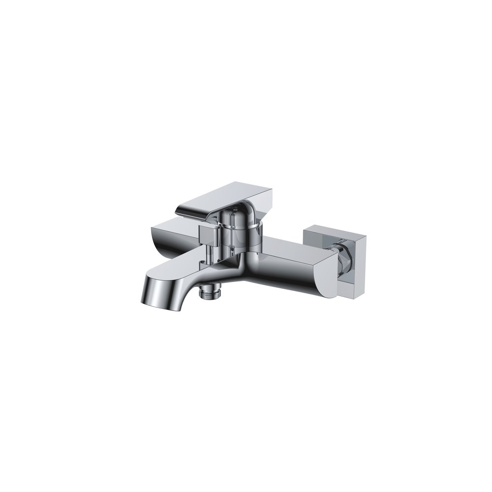 716-102:Wall mounted bath shower faucet