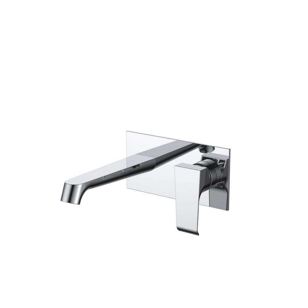 716-110:Concealed shower valve with spout