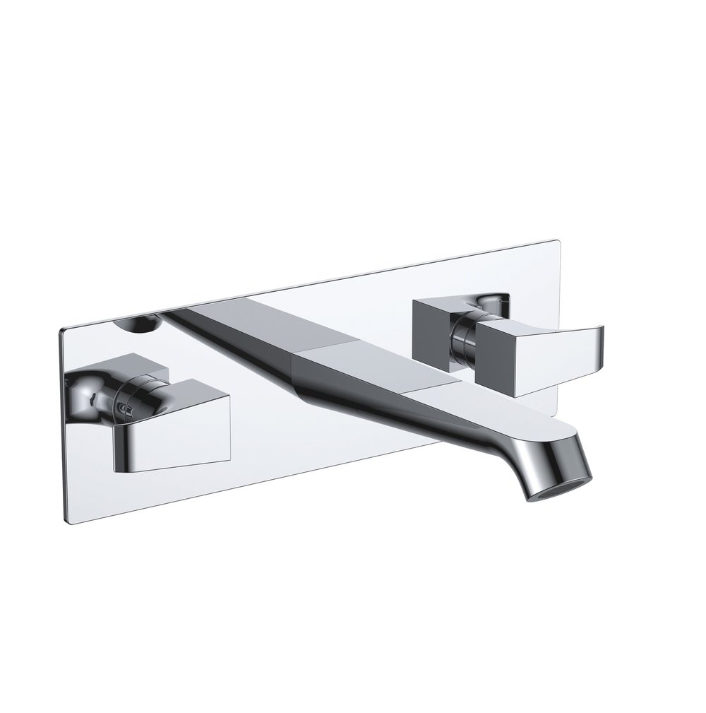 716-106:Wall mounted bath shower faucet