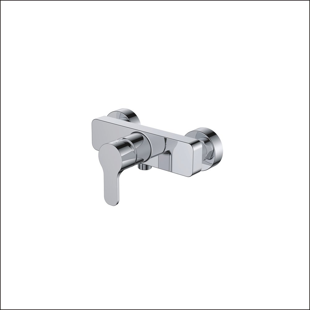 718-103:Wall mounted shower faucet