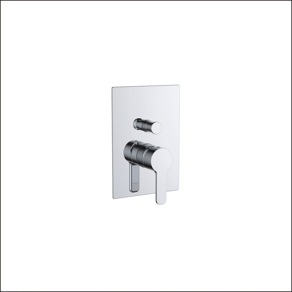 718-111: Concealed shower valve with diverter