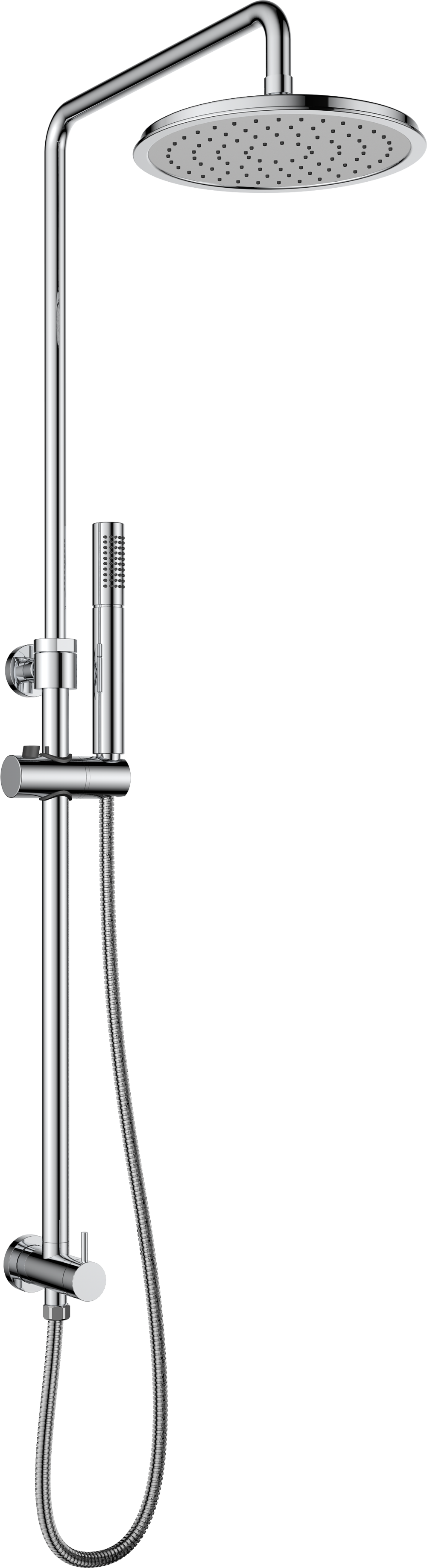 7367-103: Sliding shower set