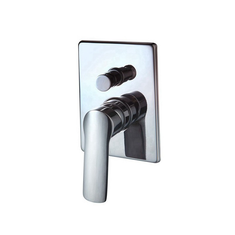 3508-106: Concealed shower valve with diverter