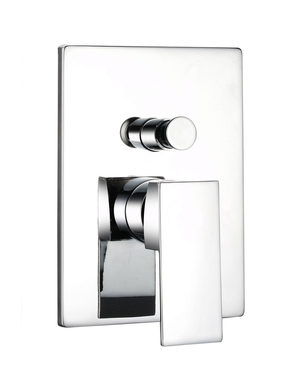 3802-108: Concealed shower valve with diverter