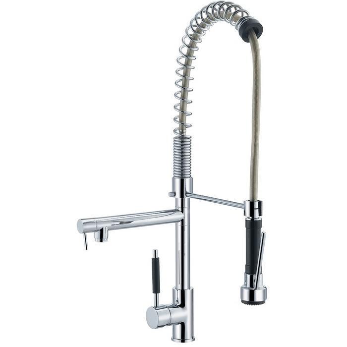 595-101: Kitchen faucet