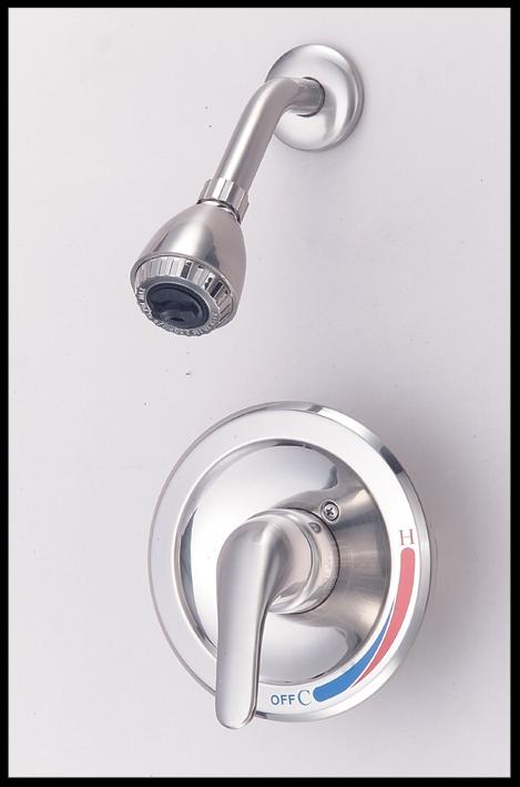 Wallmount Faucet -