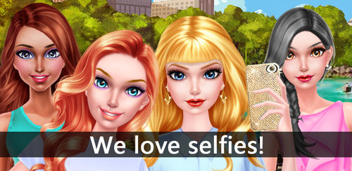 Fashion Doll - Selfie Girl  Taking a good selfie takes a bit of finesse and a great fashion sense. As a fashion doll, you live for looking and feeling good. Let your confidence shine through your fun selfies with your BFF.