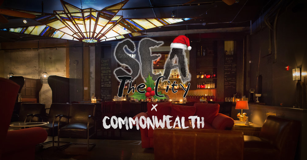 SEA The City and Commonwealth Holiday Mixer