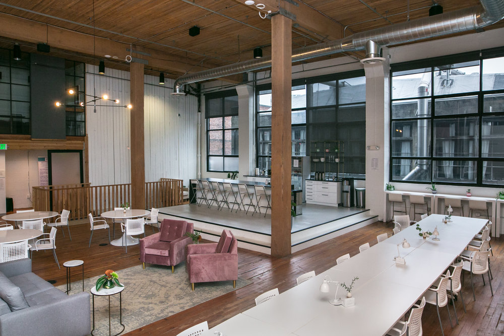 The Riveter Main Space