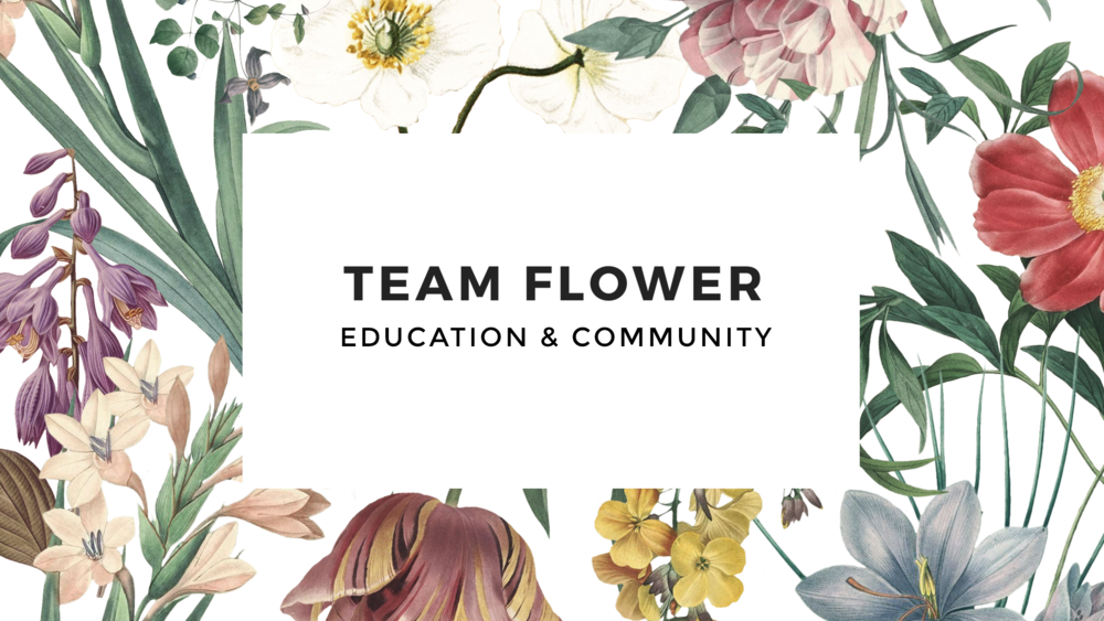Featured on the Team Flower Podcast