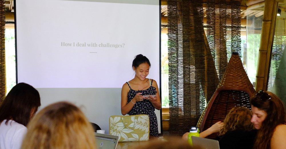 Thyme & Caramel at Bali Bungkus Hubud - Young Entrepreneur