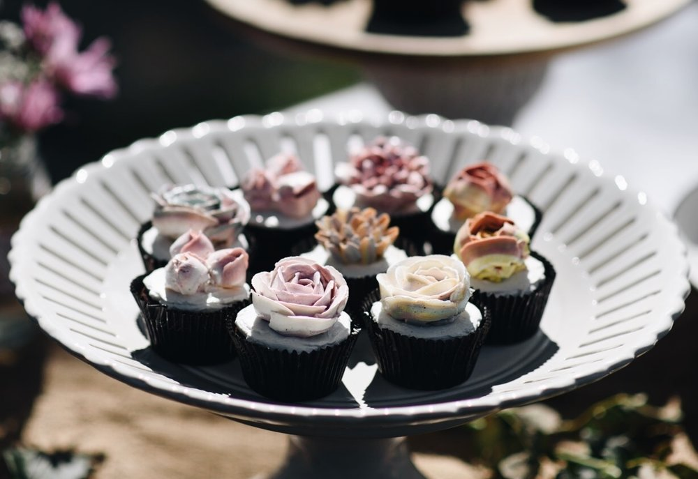 Vegan Cupcakes Bali (Captured by Harris Winarto)