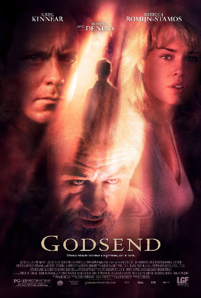 His In-Vetro Fertilization Ultrasound Guide was featured in the Movie Godsend starring Robert De Niro…