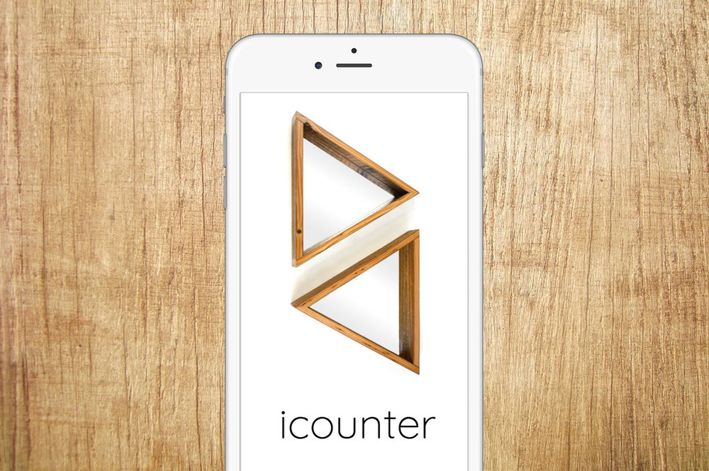 iCounter - UX Design + Visual Design