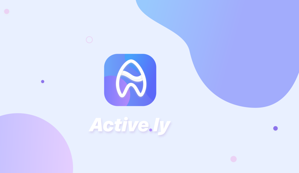 active.ly - Interaction Design + UI