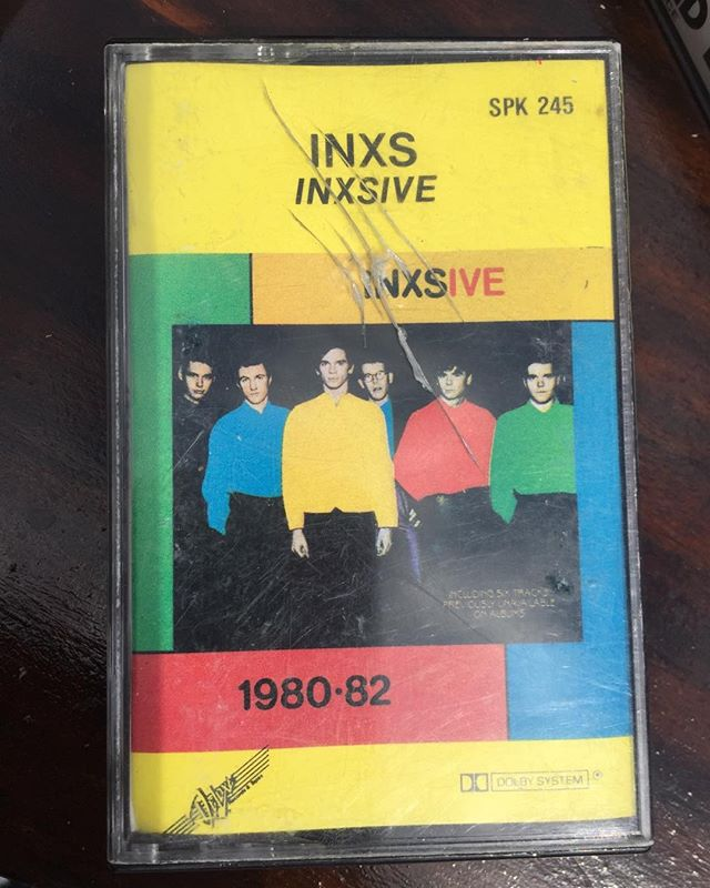 So now I know where The Wiggles got their costume inspiration.