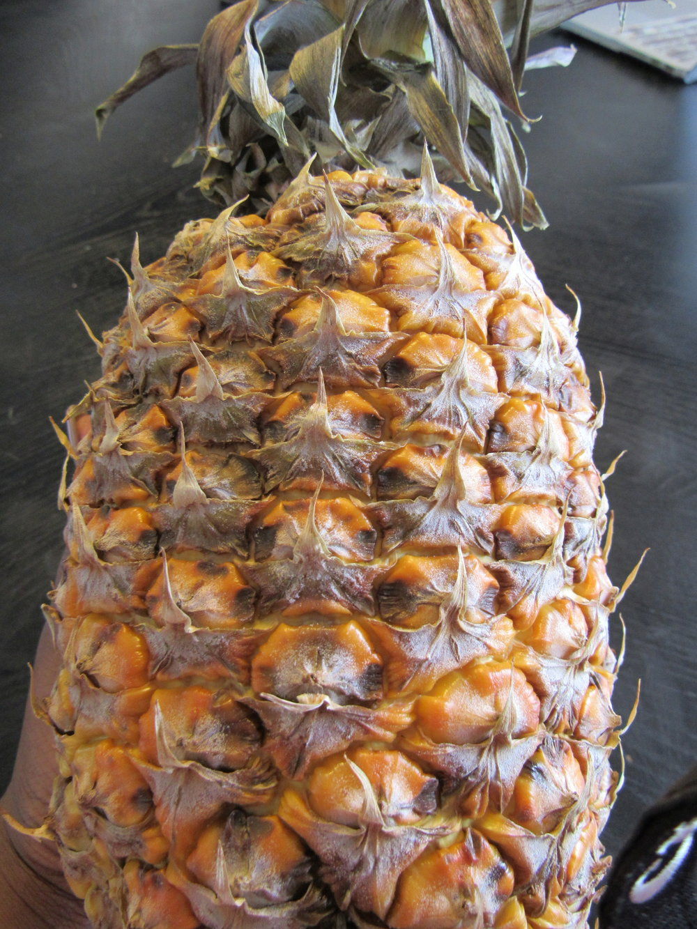 Ripened Pineapple.JPG