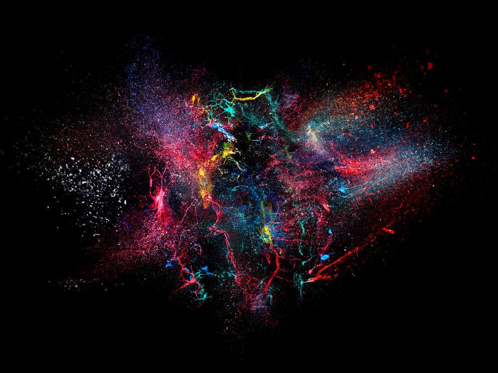 Chroma space photo