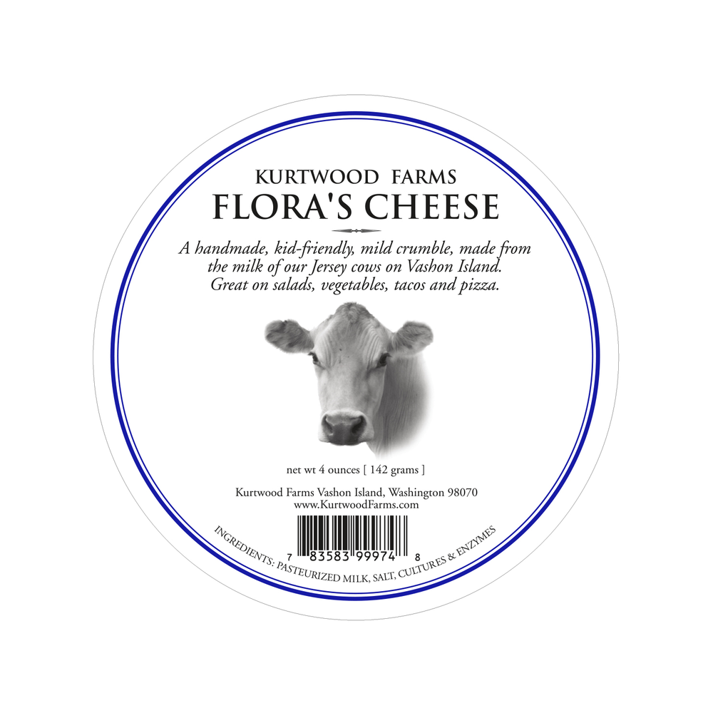 Kurtwood Farms | Flora's Cheese