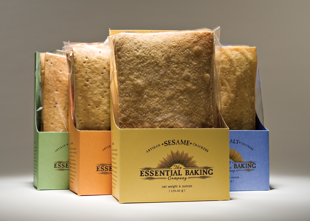 Essential Baking Company Crackers