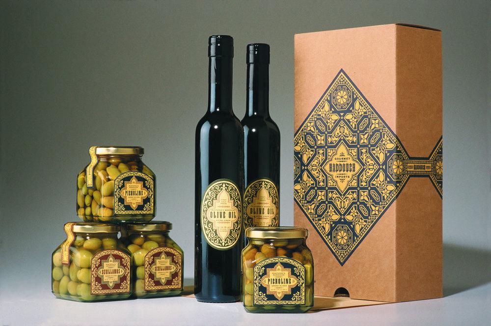 Mustapha's Olive Oil