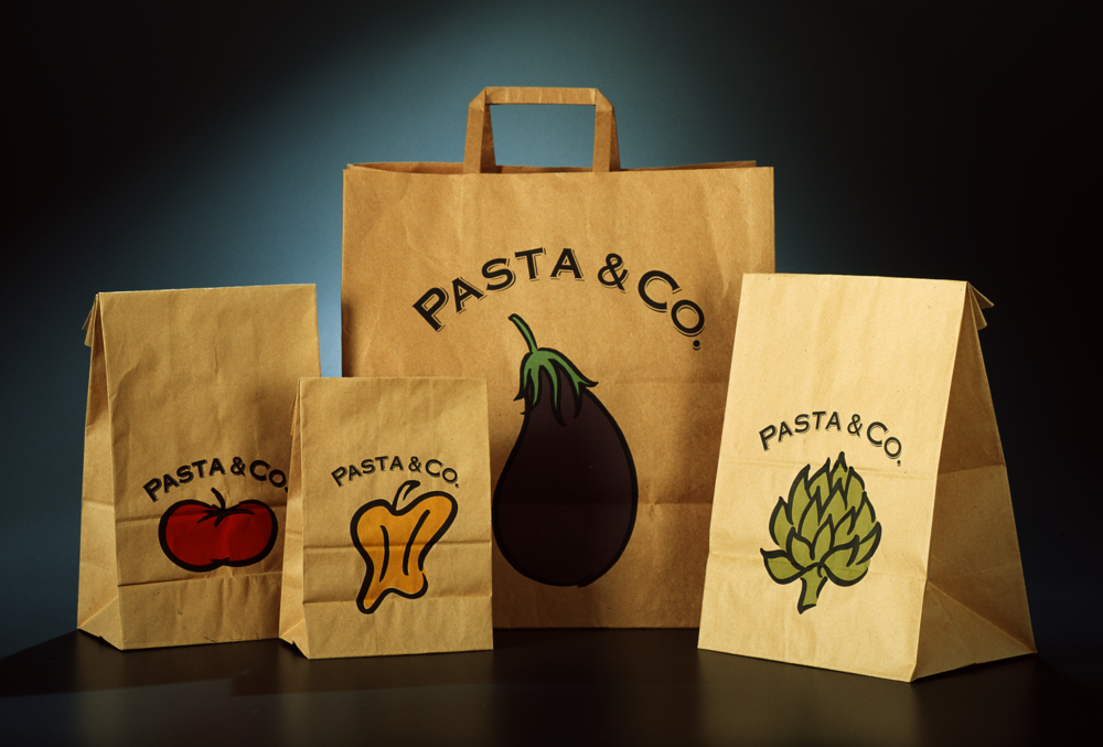 Pasta & Co. | Shopping Bags