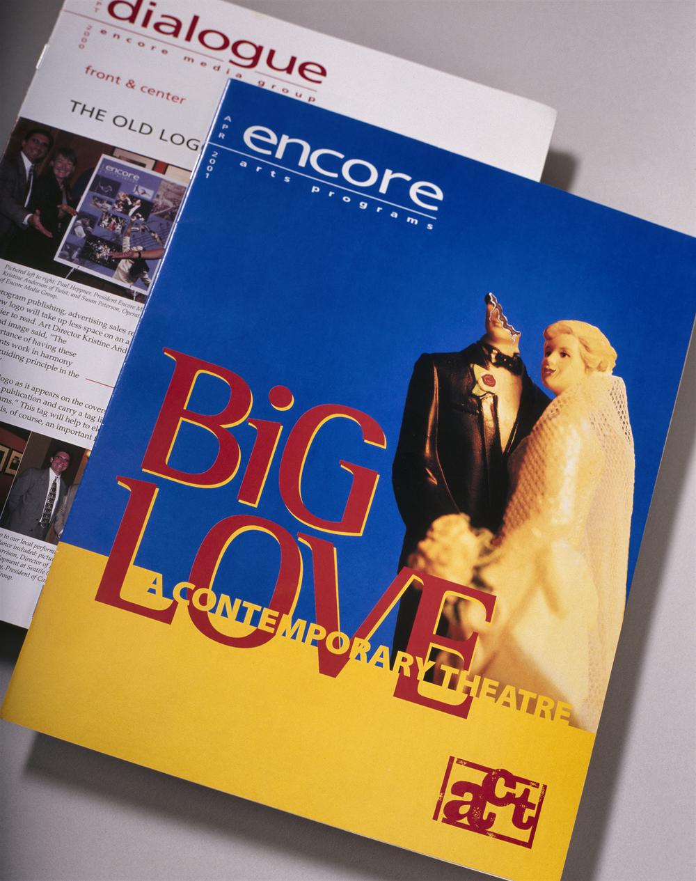 Encore Arts Magazine | Masthead