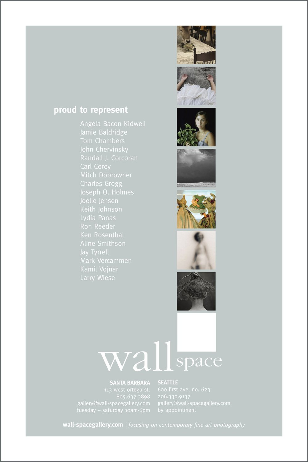 Wallspace Gallery | Ad
