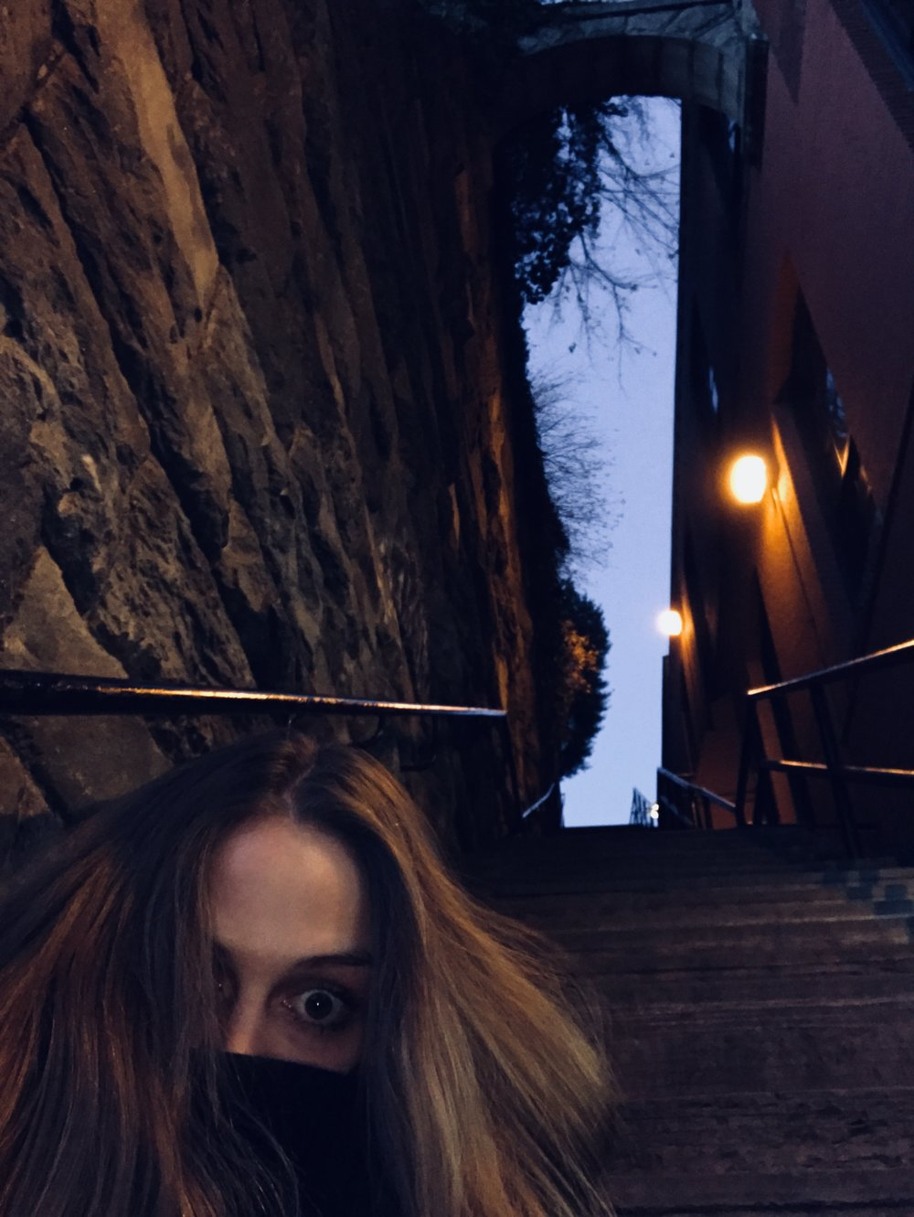 THE EXORCIST STEPS, GEORGETOWN WASHINGTON DC 2016