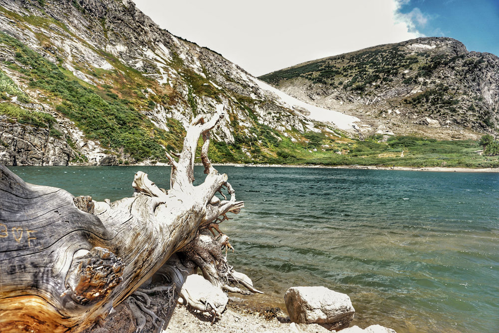 glacier hikes in colorado-saint marys glacier