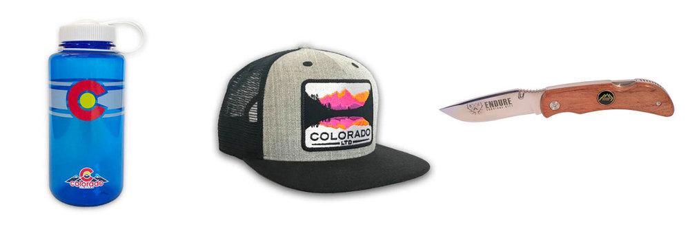 earn free colorado limited gear