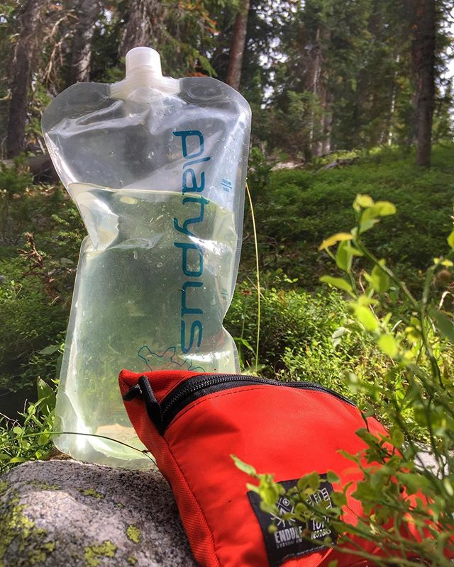 Essential Outdoor Survival Skill #4: Hydration. Steps to curate purified water in the backcountry using the Endure Survival Hydration Kit: @platypushydration Platy™ Bottle and @katadyn_group MP1 tablets  1️⃣Find a water source near you 2️⃣Fill up your water bottle 3️⃣Drop MP1 Tablet in Water (1 tab per liter) 4️⃣Wait at least 20 minutes before drinking                                                      Learn five essential survival skills that will save your life (LINK IN BIO)