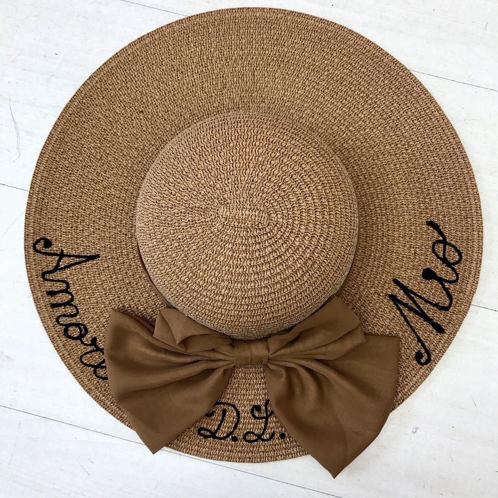"""Hat """" Amore Mio"""""""