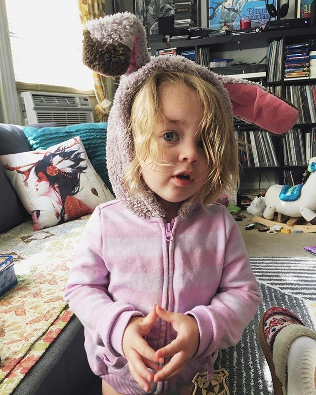 Audrey Hopps 🐰 #audreythegoo #thegooistwo