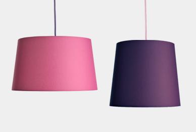 coloured by-Haengelampe Ela_gallery_Lampenschirm konisch_pink_violett.jpg
