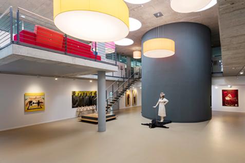 WDV Molliné Hauptsitz Stuttgart, Architektur: 2box Architekten, Foto: Christian Buck