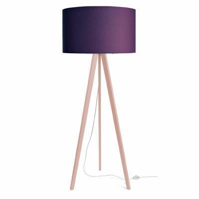 colouredby-stehlampe-tripod-rosa-lampenschirm-lila-violett.jpg