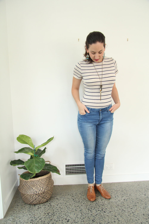 Rowan Bodysuit by Megan Nielsen Patterns
