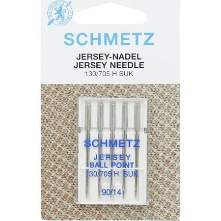 Jersey sewing needle