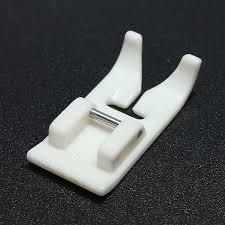 Teflone sewing foot