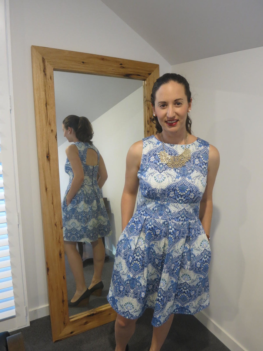 Daphne day dress by sew this pattern review