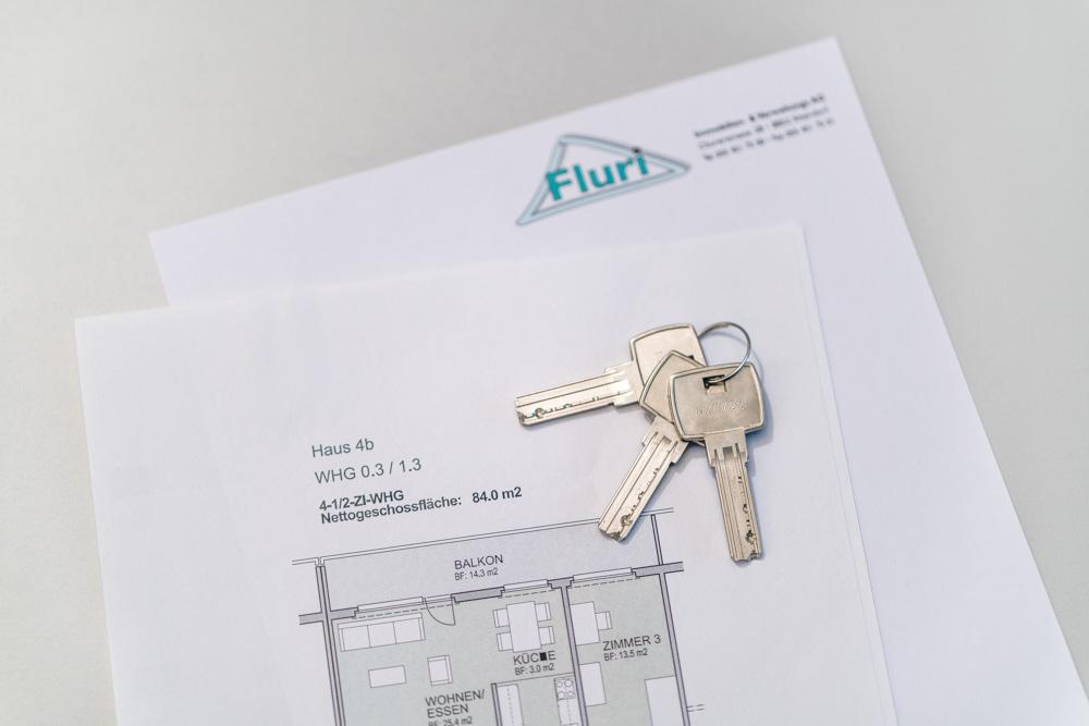 Fluri Immobilien - Verkauf