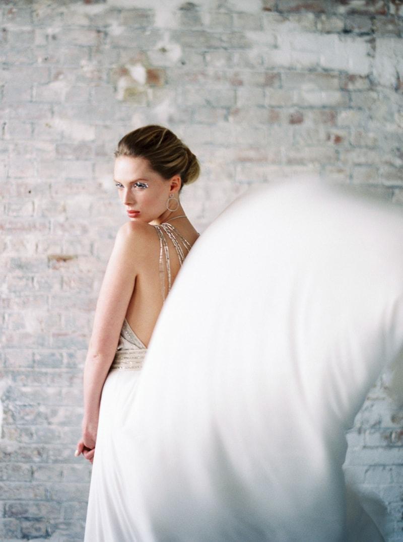 Glitter Makeup & Hair Ideas — Trendy Bride - Fine Art Wedding Blog ...