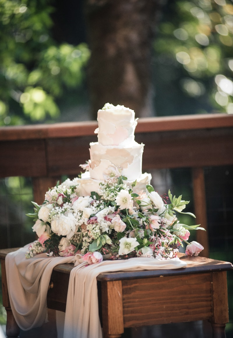 Treehouse Wedding Inspiration Trendy Bride