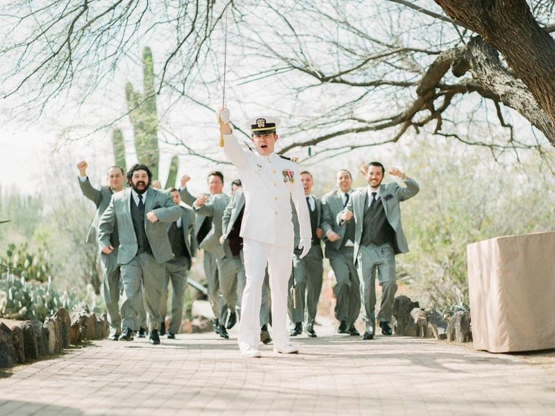 Desert Botanical Gardens Wedding