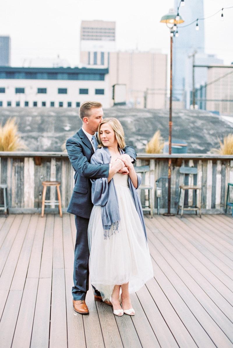 Oklahoma City Wedding Anniversary Shoot